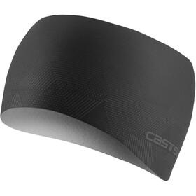 Castelli Pro Thermal Hoofdband, light black